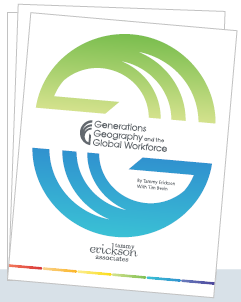 Generations, Geography and the Global Workforce