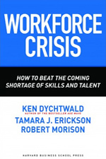 Workforce Crisis - How to Beat the Coming Shortage of Skills and Talent